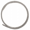 Artistic Wire - Braid 10ga Round Stainless Steel 2.5 Ft